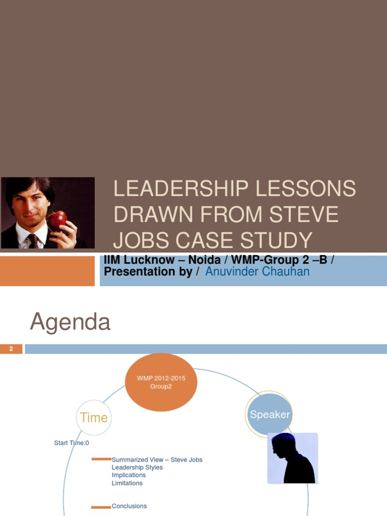 steve jobs transformational leadership Steve jobs - leadership style - download as powerpoint presentation (ppt / pptx), pdf file (pdf), text file (txt) or view presentation slides online.