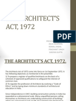 COA , ACT 1972