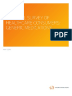 NPR Report GenericMedications