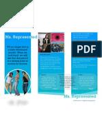 ms  represented brochure