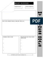 goal setting sheets x pdf rvised 7 15 2012
