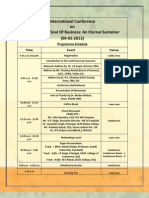 JIMS Rohini Sector-5/International Conference- 2013/Top PGDM Colleges in Delhi/Best MBA College in Delhi