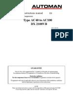 Atlas Copco Automan AC40-100_ASL_2927165000