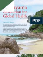 Pranayama for Global Health
