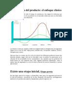 Ciclo de Vida Del Producto y Estrategias