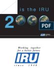 This is the IRU 2009
