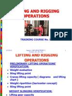 Lifting & Rigging