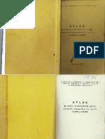 Atlas de Semne Conventionale Pentru Planurile Topografice La Scarile 1-5000 Si 1-10000