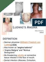 Ludwig s Angina