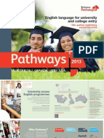 Embassy Pathways Brochure 2013