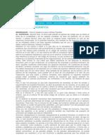 Contabilidad y Estados contables - Reforma Código Civil y Comercial - Versión Taquigráfica del Congreso - Comisión Bicameral