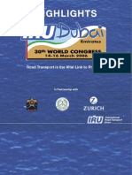 30th IRU World Congress - Dubai Highlights, 2006