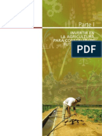 La importancia de invertir en agricultura informe FAO 2012