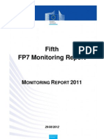 Fifth Fp7 Monitoring Report