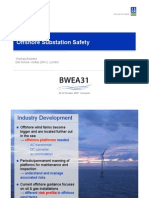 DNV Offshore Substation Safety