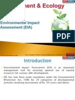70(A) Environmental Impact Assessment (EIA)