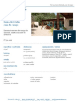 Encantadora Casa de Campo en Venta Santa Gertrudis Ibiza