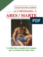 (5) Ciencia y Mitología - Ares - Marte