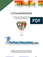 Futsaltrainingsleitfaden Teil I