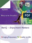 BenQ Camaras & Joybees Entrenamiento de Servicio Q4-2006 Camara