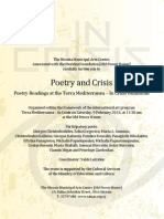 Invitation Poetry&Crisis Eng