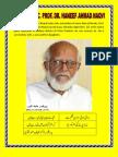Dr Haneef Ahmad Naqvi