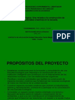 La Escuela Ecologica- Power Point