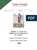 apostila_historia Apogeu e crise da República Oligárquica no Brasil.pdf