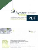 Marché Syntec II