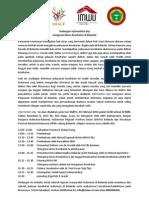 Undangan Information Day Mengenai Akses Kesehatan Di Belanda