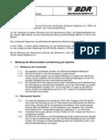 Bundesliga 2013 Reglement U23 Männer