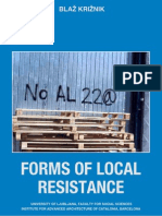 Forms of Local Resistance
