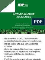 3. Investigación Accidentes