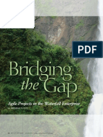 Agile - Bridging the Gap
