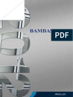 BAMBAS FORST commercial refrigerators and stainless steel products