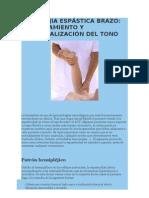HEMIPLEJIA ESPÁSTICA BRAZO.doc