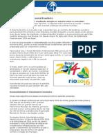 Bons Tempos Na Economia Brasileira
