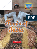 40 Foods of India a Taste of Culture