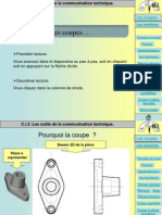 2291310 Coupes Et Sections