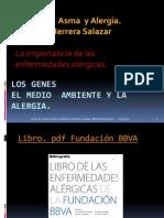 Genes  Medio Ambiente  y Alergia.pptx