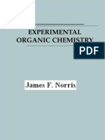 Experimental Organic Chemistry, by James F. Norris