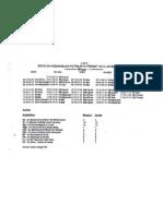 Jadual waktu Tahun 3 (siri3) SKPP 18(1)