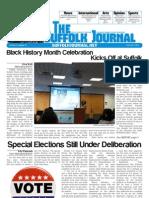 The Suffolk Journal 2/26/2013