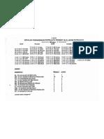 Jadual waktu Tahun 4 (siri3) SKPP 18(1)