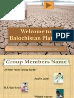 Balochistan Plateau