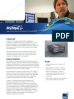 SkyEdge I I IP Brochure 2013-01-16