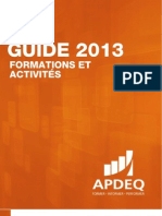 Guide 2013 Formation Sap de q Final