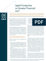 Can Digital Footprints Lead to Greater Financial Inclusion?