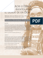 Rabinal Achi (Danza Del Tun)