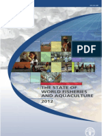 World Fisheries and Aquaculture 2012